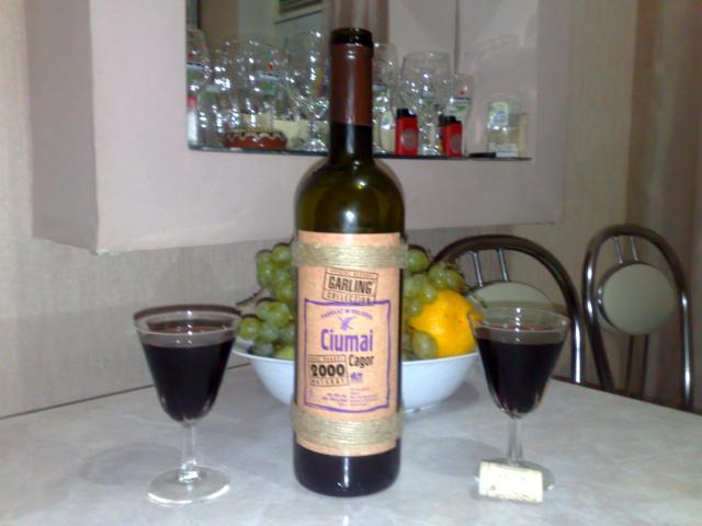 Cahor kagor vino moldova moldavia