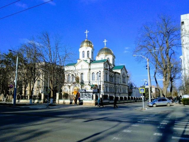 Chiesa della Trasfigurazione di Nostro Signore Gesù Cristo Chisinau Moldova