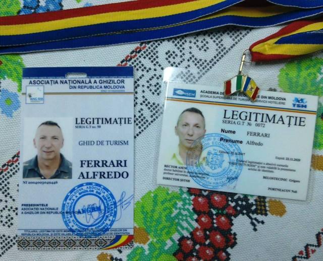 2 legitimatie