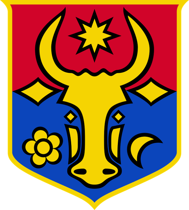 moldova moldavia stemma emblema simbolo scudo