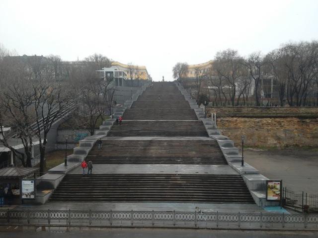 scalinata potemkin odessa ucraina
