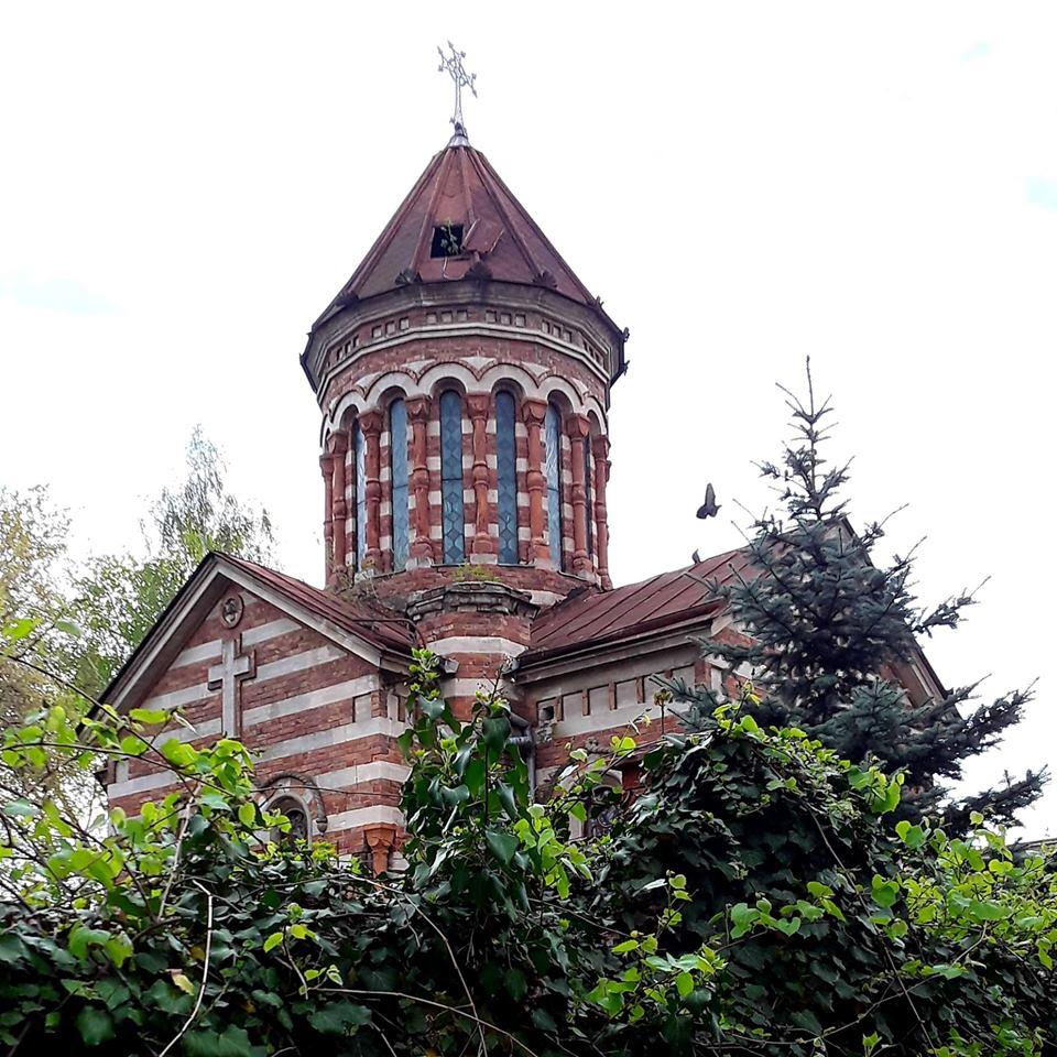 chiesa armena chisinau moldova moldavia