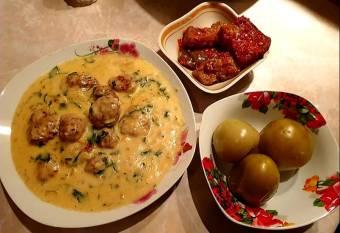 Chiftele moldave